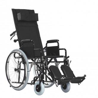 Кресло-коляска с высокой спинкой Ortonica Base 155 в Самаре