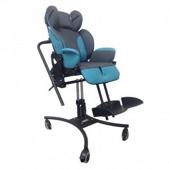 Кресло-коляска инвалидная для детей с ДЦП HOGGI BINGO Evolution на домашней раме в Самаре