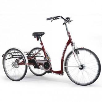 Велосипед трёхколёсный Vermeiren Liberty в Самаре