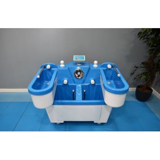 Ванна 4-х камерная Истра-4К струйно-контрастная в Самаре