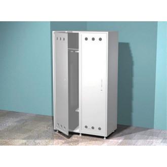 Шкаф медицинский гардеробный AR-A22 в Самаре