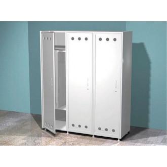 Шкаф медицинский гардеробный AR-A23 в Самаре