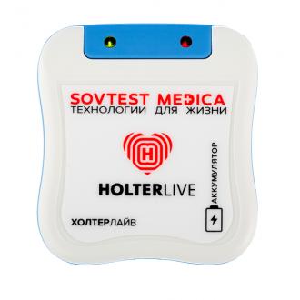 Беспроводной монитор для суточного (холтеровского) мониторирования ЭКГ HOLTERLIVE в Самаре