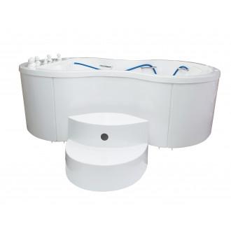 Ванна водолечебная Хаббарда для подводного душ-массажа в Самаре