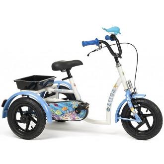 Трехколесный детский велосипед Vermeiren Aqua (3-7 лет) в Самаре